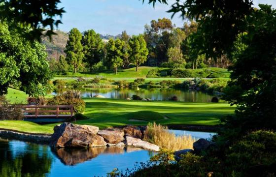 san diego golf vacation package
