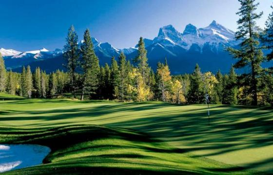 Golf Banff Course