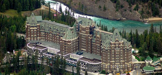 Banff Spings Golf Packages Fairmont Banff Springs Golf