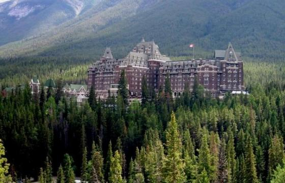 Fairmont Banff Springs Golf Resort 5 Star